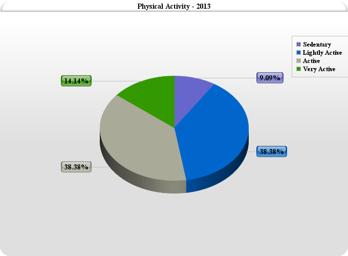 Chart physicalactivity 2013.png